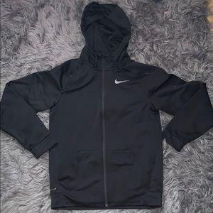 Nike Men's Therma Full Zip Fleece Hoodie Jacket